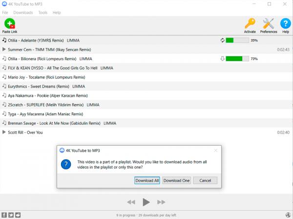 4K YouTube to MP3 Serial Key & Keygen Free Download