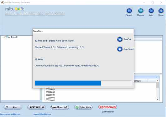 Aidfile Recovery Software Patch & License Key Free Download