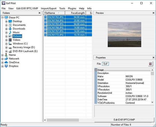 Exif Pilot Activator & Keygen Free Download