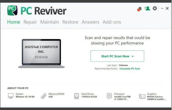 PCReviver Activator & Keygen Free Download
