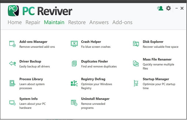 PCReviver Patch & Serial Key Free Download