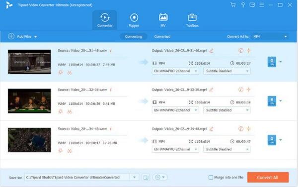 Tipard Video Converter Ultimate Patch & Keygen Free Download