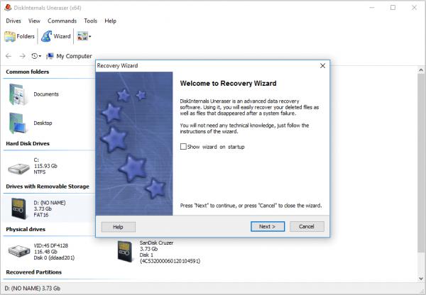 DiskInternals Uneraser Patch & Serial Key Free Download