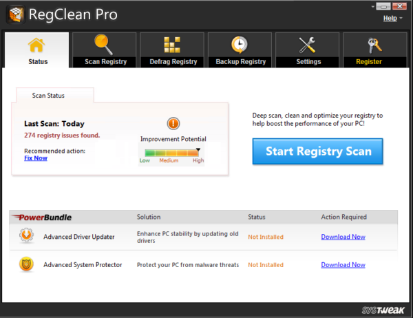 RegClean Pro Full Patch & Serial Key Tested Free Download
