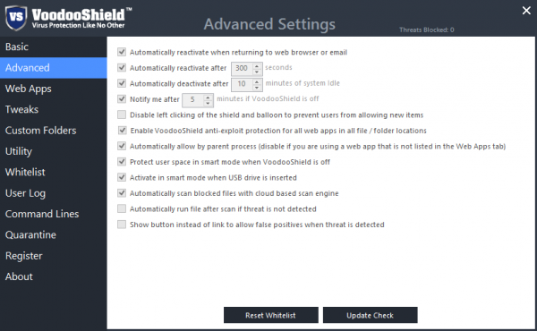 VoodooShield Pro Full Serial Key & Patch Tested Free Download