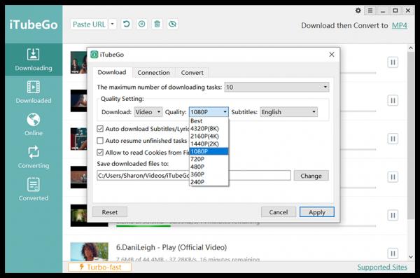 iTubeGo You Tube Downloader Keygen & Activator Full Free Download