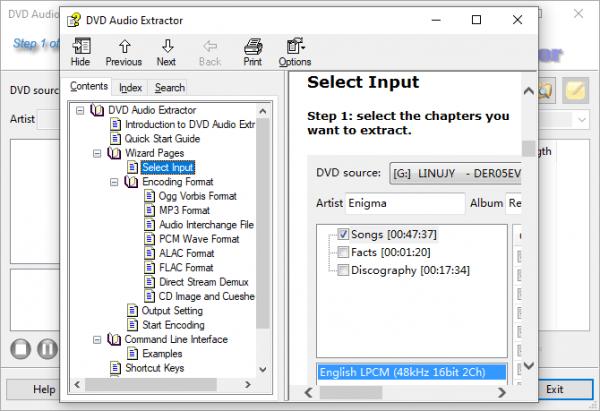 DVD Audio Extractor Keygen & Crack Latest Free Download