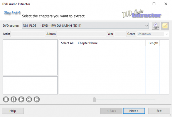 DVD Audio Extractor Patch & License Key Tested Full Download