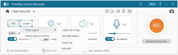 FonePaw Screen Recorder Full Crack & Serial Key Tested Free Download