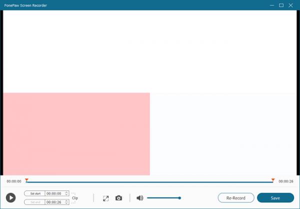 FonePaw Screen Recorder Full Keygen & Activator Latest Free Download