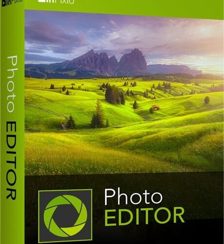 InPixio Photo Editor 10.5.7647.30764 Patch & Serial Key Free Download