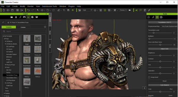 Reallusion Character Creator Full Patch & Serial Key Latest Free Download