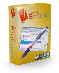 Emurasoft EmEditor Crack & Serial Key Tested Full Download