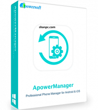 Apowersoft ApowerManager 3.2.9.1 Free Crack Download: