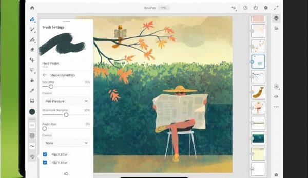 Adobe Fresco 2.7.0.553 Crack With License Key Free Download