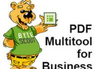 ByteScout PDF Multitool Business With Crack + License Key