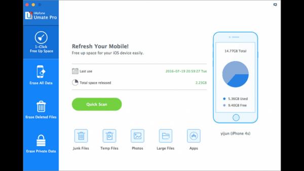 iMyFone Umate Pro Crack +License Code 2022